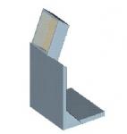 High Energy Mini L-Block Shield