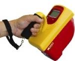 Pressurized μR Ion Chamber Survey Meter